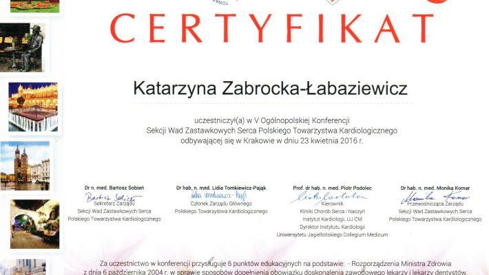 Szkolenie w Krakowie
