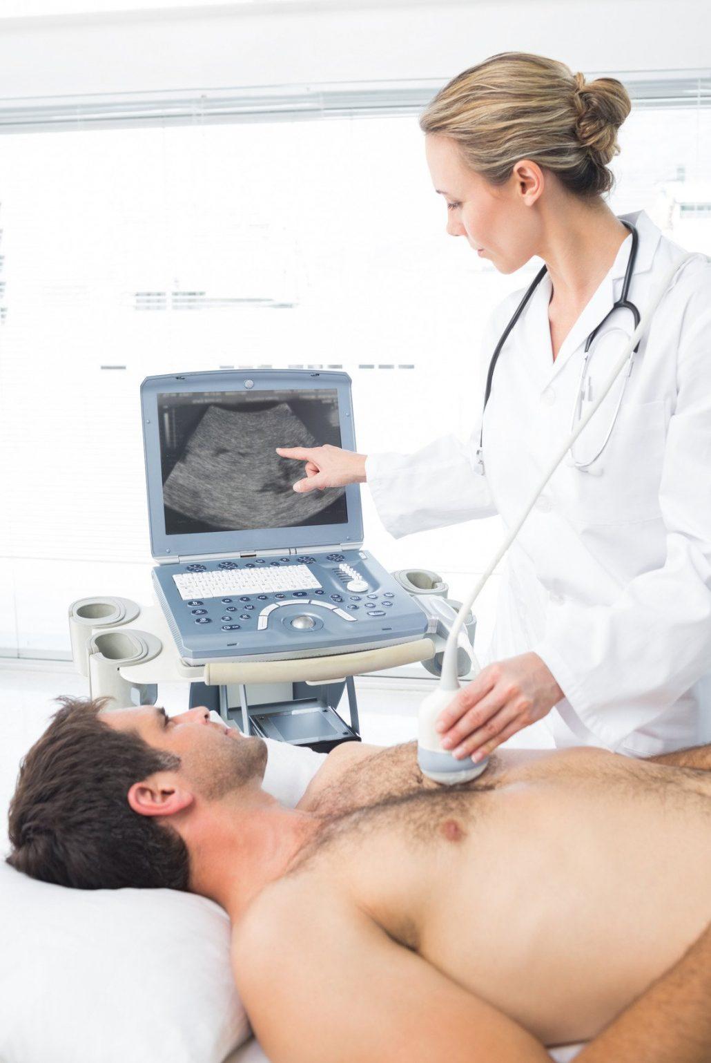 Badanie usg serca z oceną metodą Dopplera (tzw. echo serca; echokardiografia)