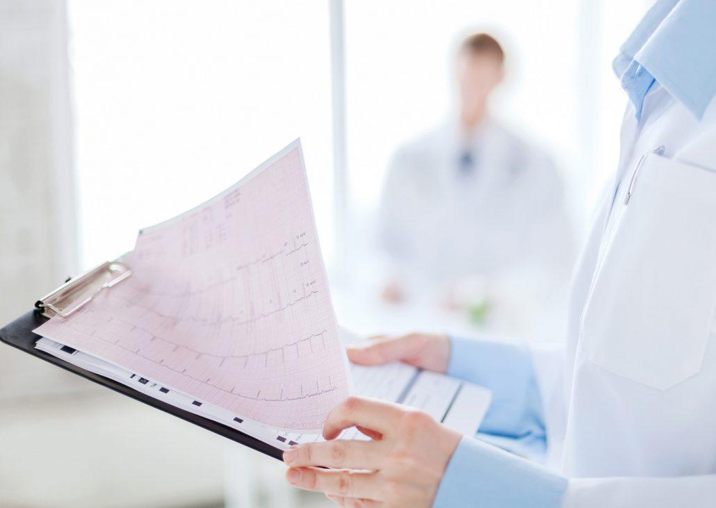 Konsultacja po wypisie ze szpitala (z oddziału kardiologicznego)